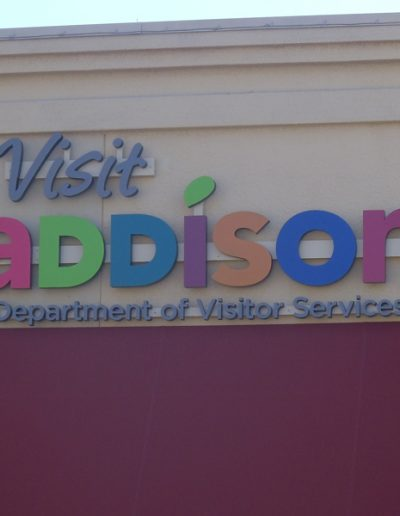 Addison Visitor