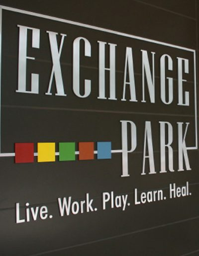 Exchange Park Logo