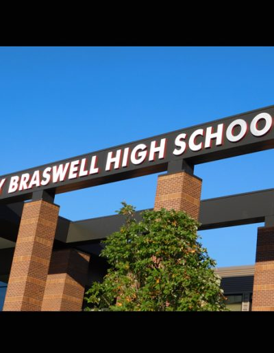 Braswell High School Auditorium