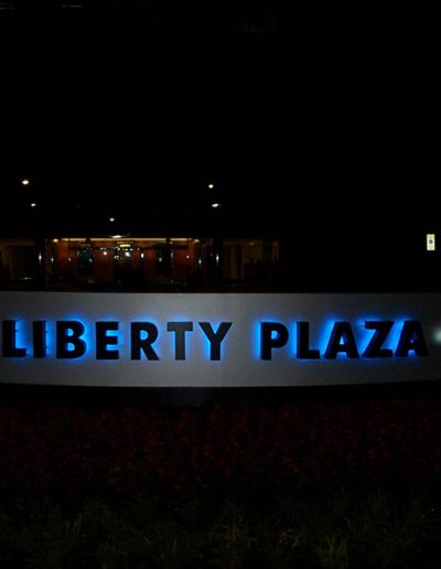 Liberty Plaza Night