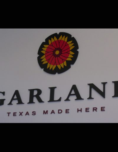 Garland City Hall Logo