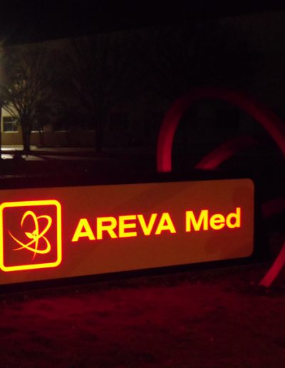 Areva Med Night