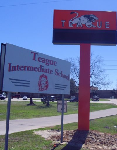 Teague Intermediate School