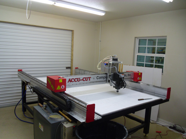 Production Router Table